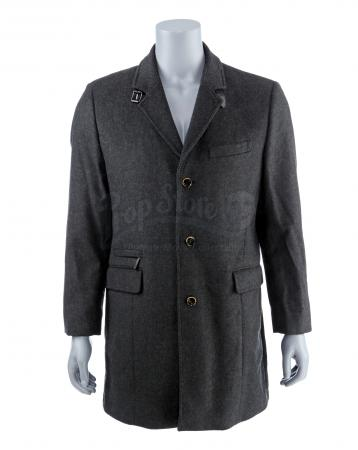Lot # 121: Franklin 'Foggy' Nelson's Overcoat