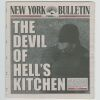 Lot # 139: 'The Devil of Hell's Kitchen' New York Bulletin Newspaper Cover