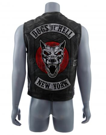 Lot # 223: Dogs of Hell Vest