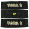 Lot # 14: Marvel's Luke Cage (TV Series) - Bobby Fish's 'BF' Chairback and Two Additional Cast Chairbacks