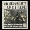 Lot # 16: Marvel's Daredevil (TV Series) - New York Bulletin 'Harlem Terror' Newspaper Cover