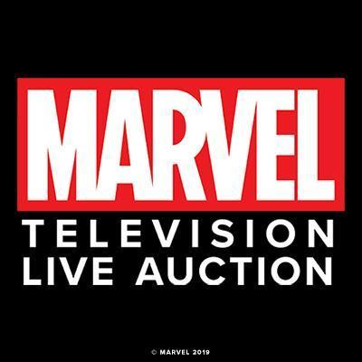 TEST LOT: Marvel's The Defenders (TV Series) -TEST LOT - TEST YOUR BIDDING BUTTON NOW
