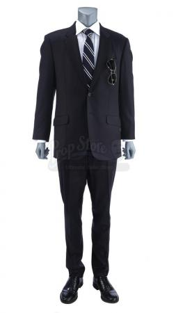 Lot #80 - Marvel's Agents of S.H.I.E.L.D. - Phil Coulson's Director of S.H.I.E.L.D. Suit with Sunglasses