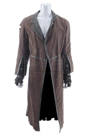 Lot #552 - Marvel's Agents of S.H.I.E.L.D. - Nathaniel Malick's Costume Components