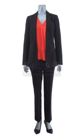 Lot #553 - Marvel's Agents of S.H.I.E.L.D. - Young Victoria Hand's Costume
